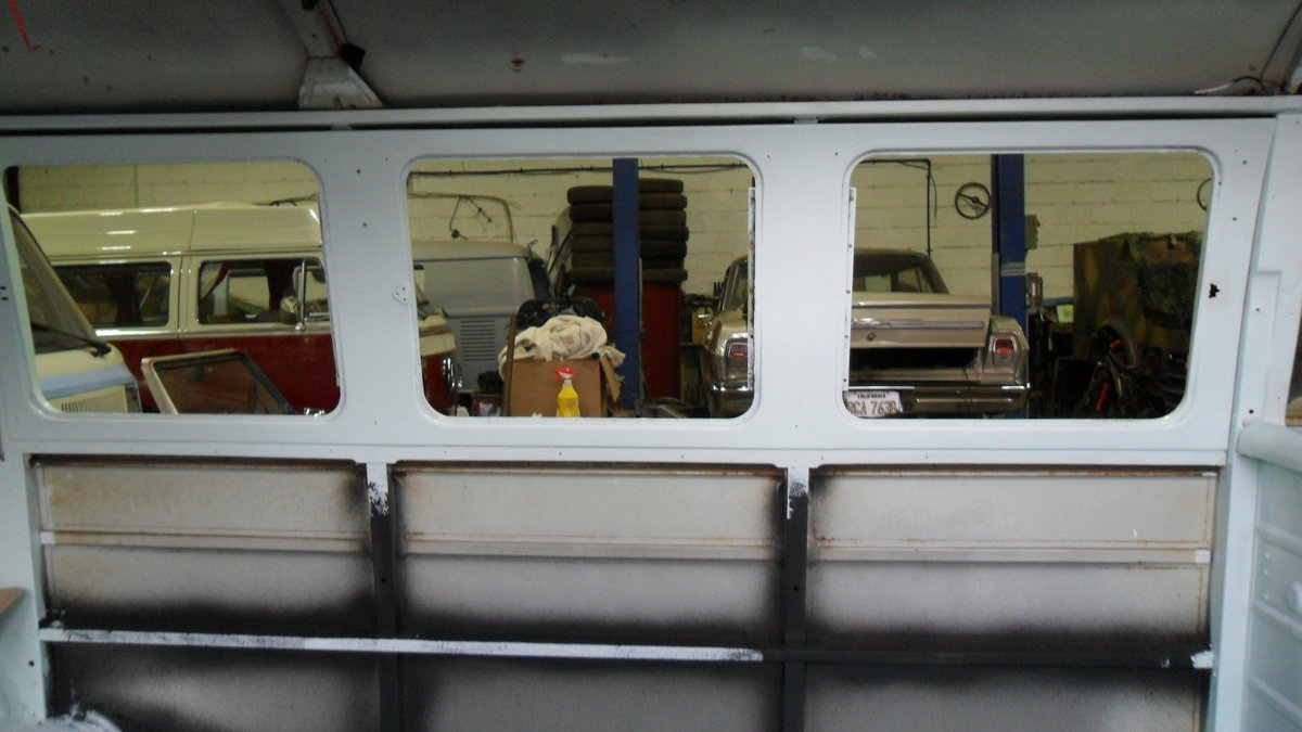 for sale 1963 vw subhatch camper van For Sale (picture 5 of 6)