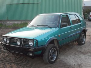 1990 VOLKSWAGEN GOLF COUNTRY ! For Sale