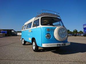 1973 Volkswagen Crossover Bay campervan Brand new engin