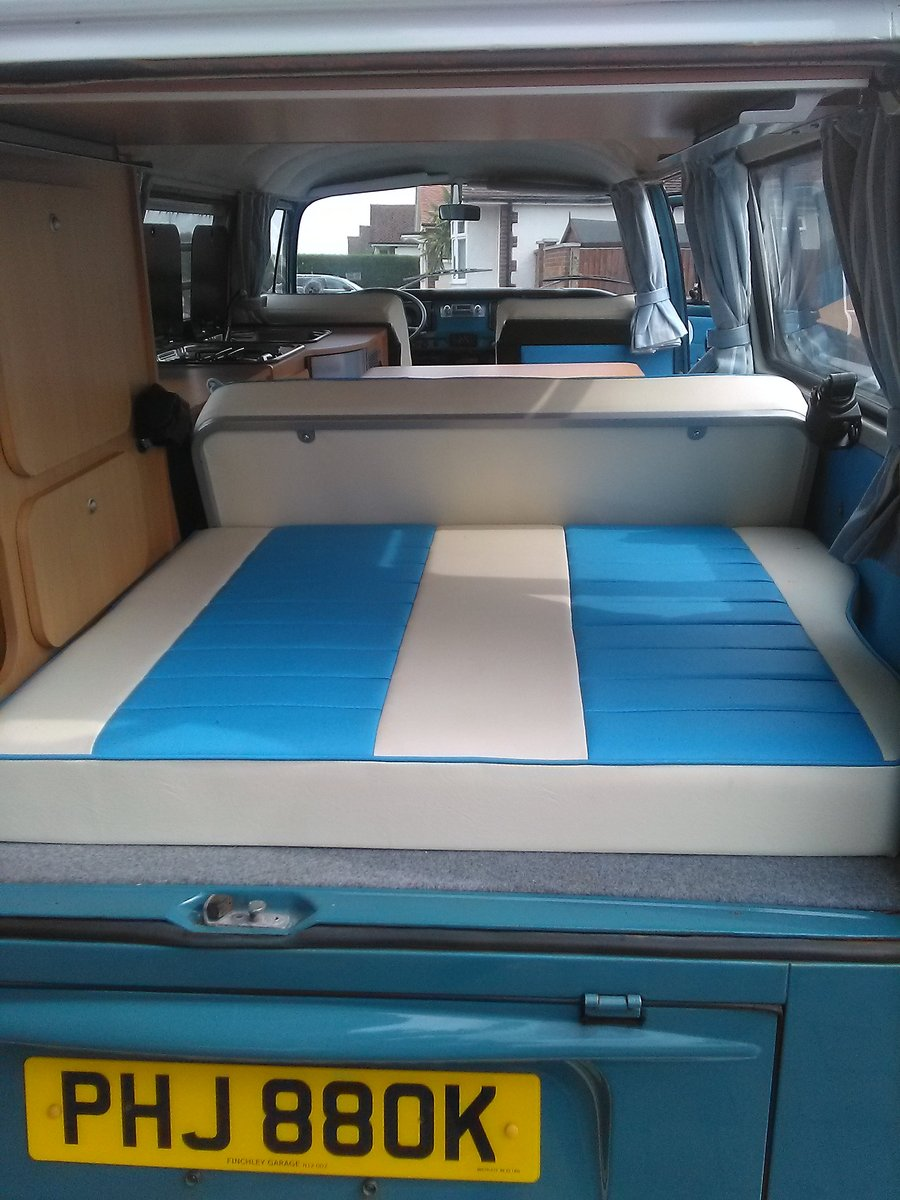 1972 VW California Import LHD - Camper Van For Sale | Car