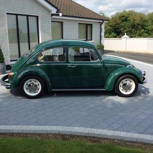 1968 VW beetle 1500cc For Sale
