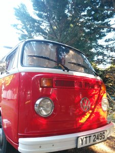 1977 VW Camper T2 Bay - New Price