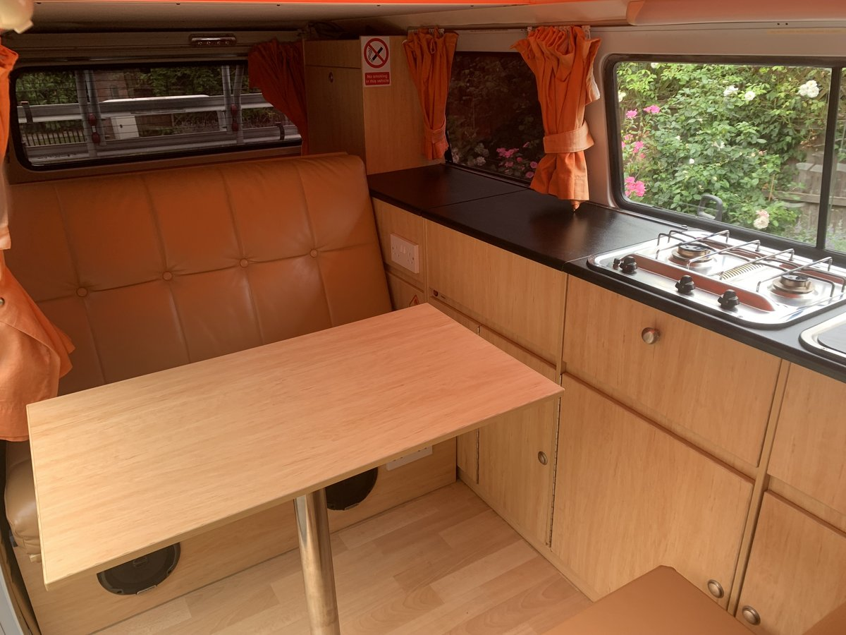 2005 Fabulous Classic Looking Brazilian VW T2 Danbury For Sale (picture 5 of 6)