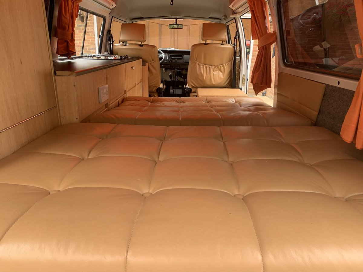 2005 Fabulous Classic Looking Brazilian VW T2 Danbury For Sale (picture 6 of 6)