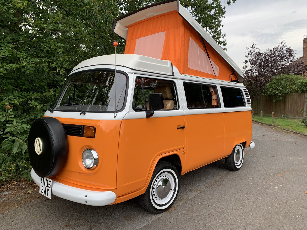 2005 Fabulous Classic Looking Brazilian VW T2 Danbury For Sale (picture 2 of 6)