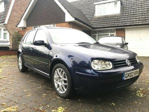 2002 Volkswagen Golf TDI Automatic  For Sale