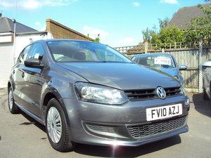 2010 Volkswagen Polo S 60 – 1.2 Petrol – Lower Insurance SOLD