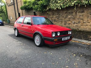 1991 Volkswagen Golf GTI Mk2 - 8 Valve - Big Bump For Sale