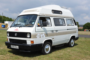 1989 VW T25 AutoSleeper Trident Conversion For Sale