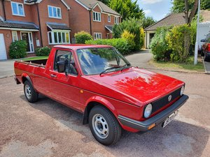 1992 Volkswagen Caddy For Sale by Auction