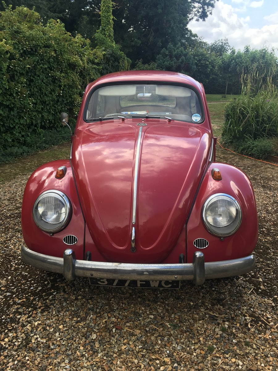 1963 Original VW Beetle SOLD (picture 2 of 6)