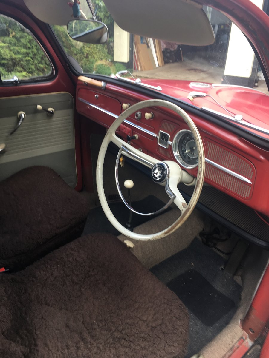 1963 Original VW Beetle SOLD (picture 4 of 6)