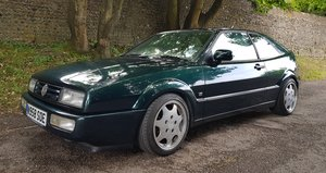 1995 VW Corrado VR6 Storm  One of just 16 left