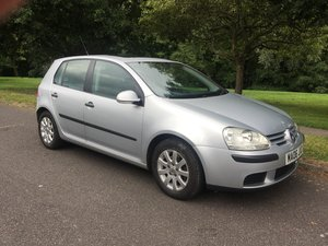 2006 Volkswagen Golf FSi 1.6 SOLD