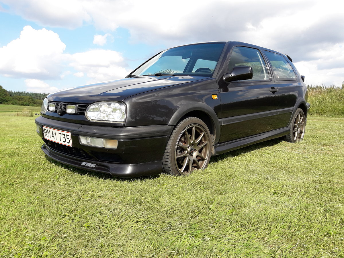 1992 Volkswagen Golf VR6 Turbo For Sale   Car And Classic