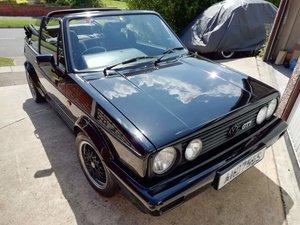 1992 Volkswagen golf mk1 GTI cabtiolet sportline 87k  For Sale