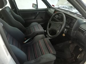 1987 VW Golf Gti 8v Classic  For Sale