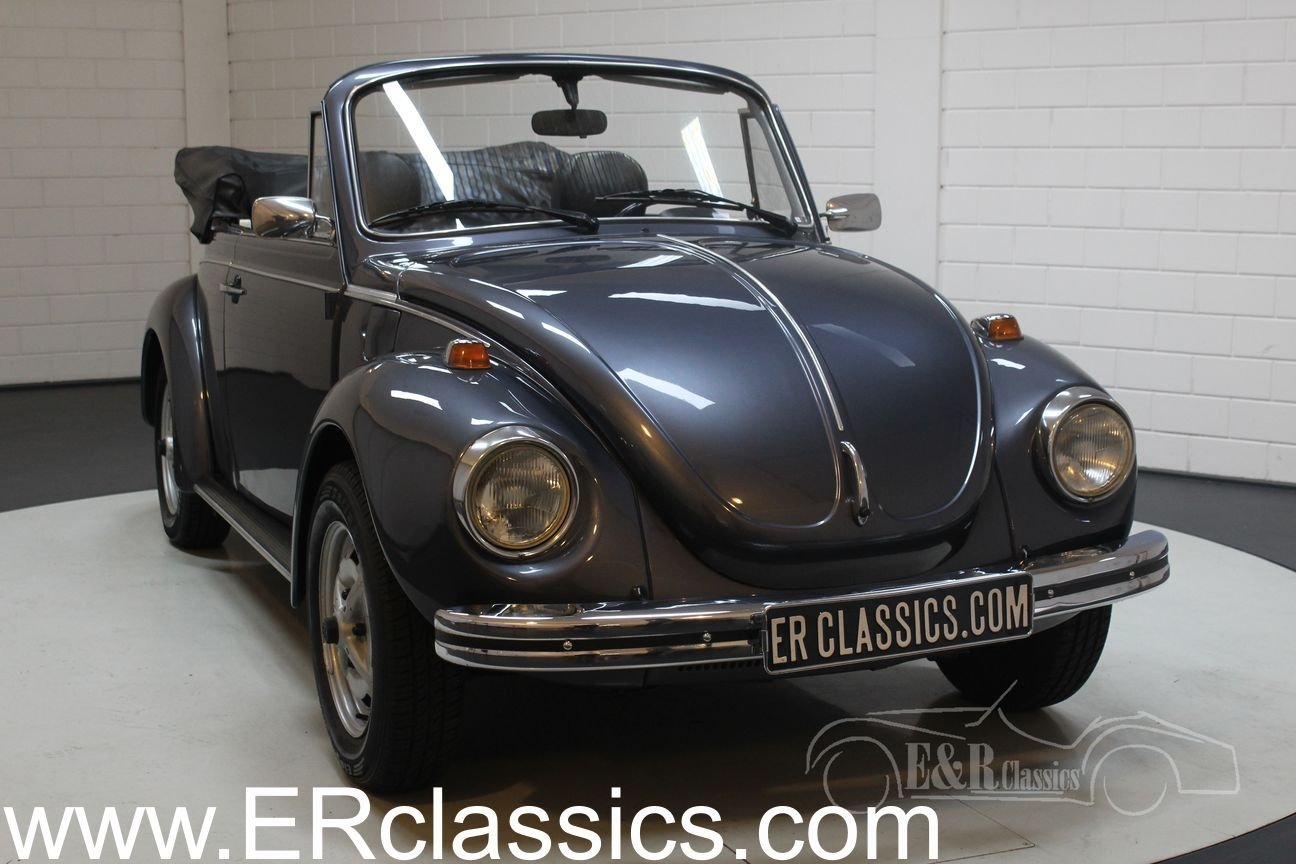 Volkswagen Beetle Cabriolet 1974 Very nice condition For Sale (picture 1 of 6)