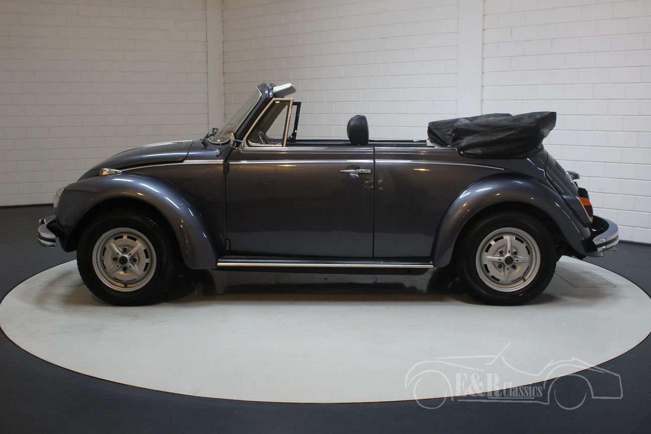Volkswagen Beetle Cabriolet 1974 Very nice condition For Sale (picture 4 of 6)