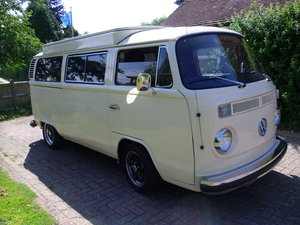 1974 VW T2 Camper Van For Sale