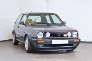 1990 VW VOLKSWAGEN GOLF GTI MK2 16V 1.8 3DR GREY  SUMMER SALE