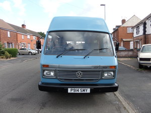 1997 Vw LT35 ready to convert into Campervan