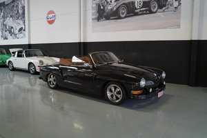 VOLKSWAGEN KARMANN GHIA Convertible 2.7 Porsche engine 1973 For Sale