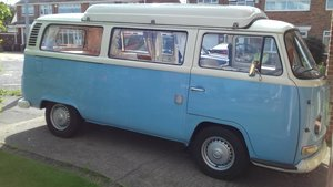 1972 VW Crossover Dormobile D4/6 Bay Beautiful