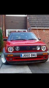 1991 Volkswagen Golf Mk2 GTI