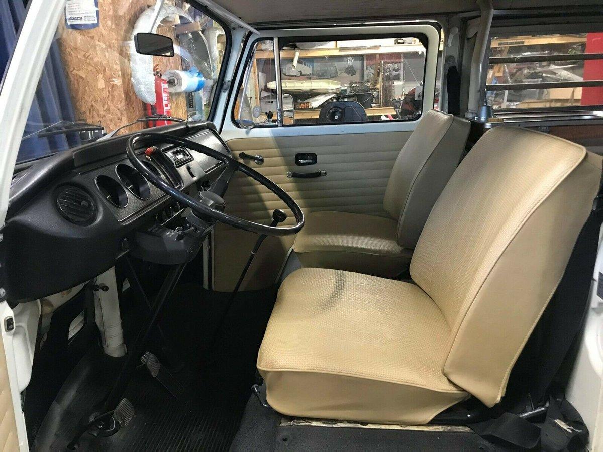 1970 Volkswagen T2A Westfalia, T2, T2A, Camper Van, Bus  For Sale (picture 3 of 5)