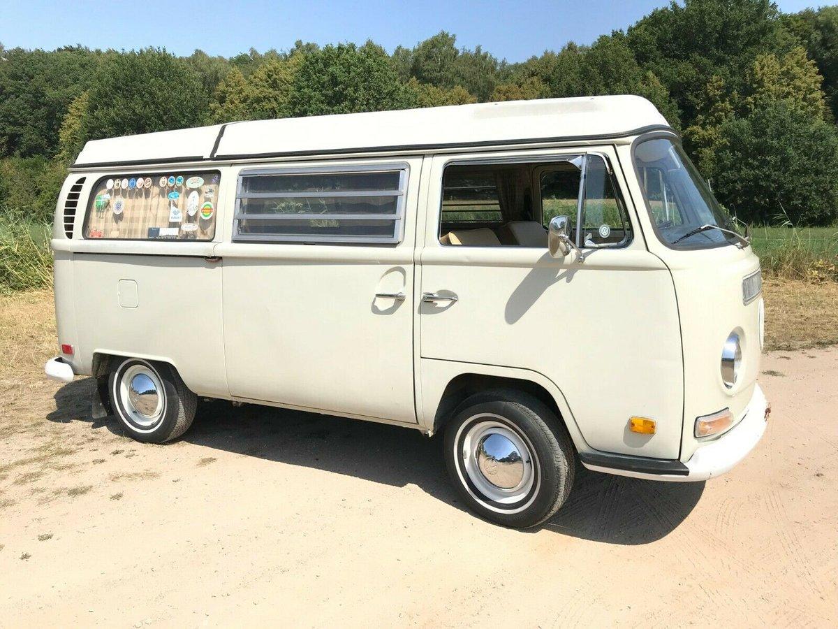 1970 Volkswagen T2A Westfalia, T2, T2A, Camper Van, Bus  For Sale (picture 4 of 5)