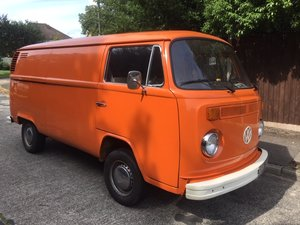 1973 VW Bay Panel Van Bulkhead - Late