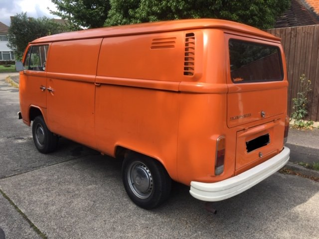 1973 VW Bay Panel Van Bulkhead - Late  For Sale (picture 2 of 4)
