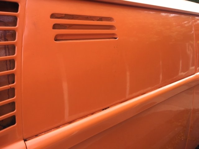 1973 VW Bay Panel Van Bulkhead - Late  For Sale (picture 4 of 4)
