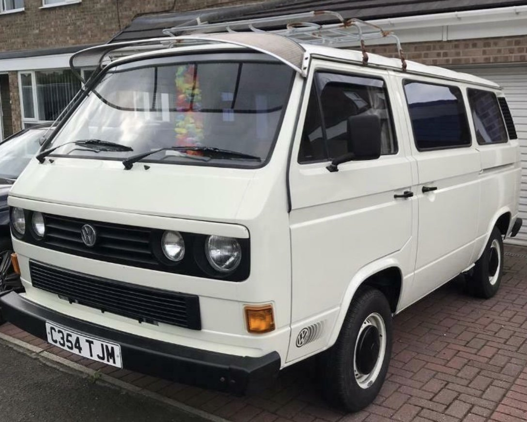 1986 Volkswagen Transporter A lovely example For Sale (picture 1 of 6)