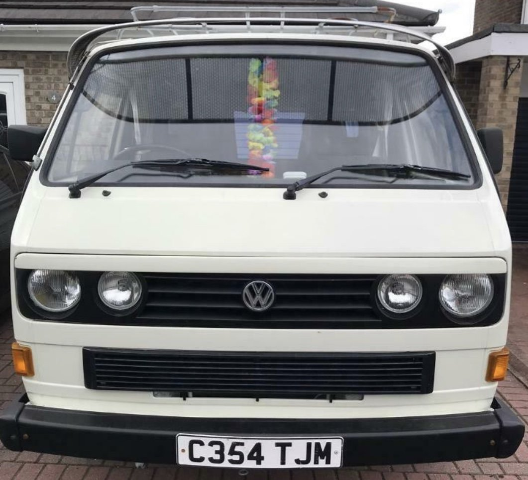 1986 Volkswagen Transporter A lovely example For Sale (picture 2 of 6)