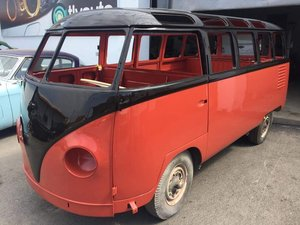 1954 Volkswagen Barndoor Samba, T1 Samba, VW Barndoor For Sale