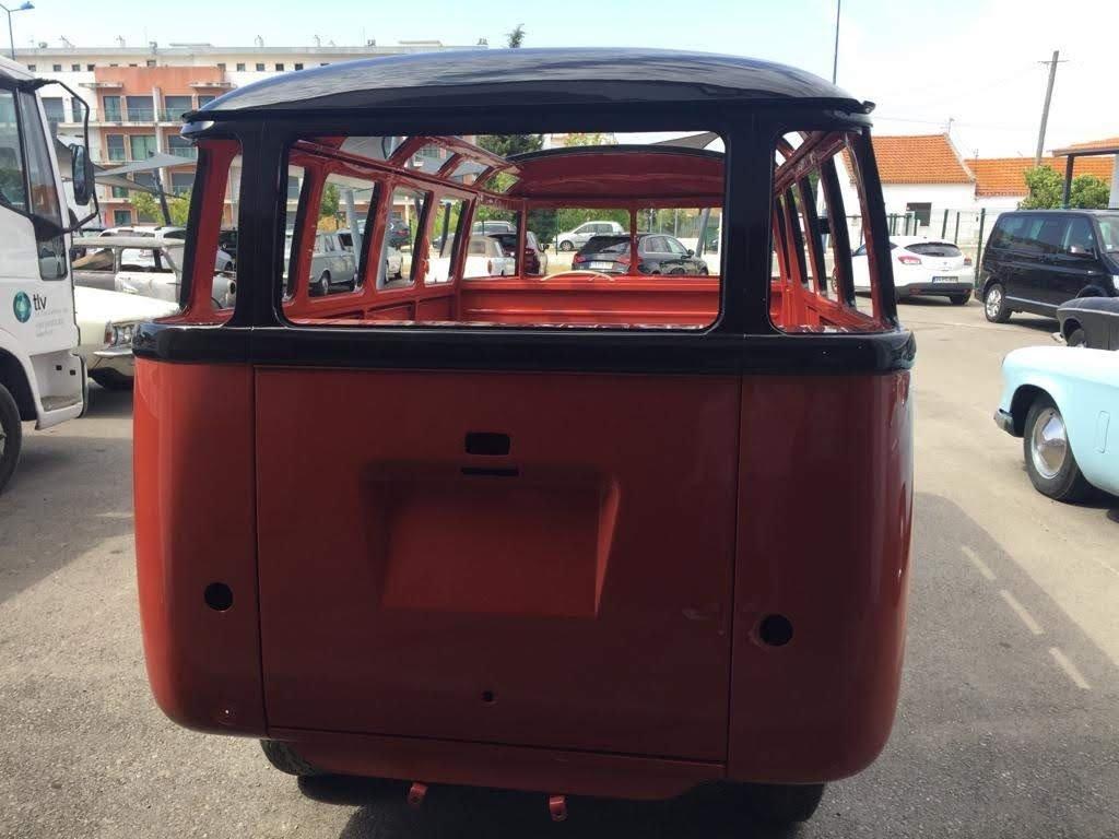 1954 Volkswagen Barndoor Samba, T1 Samba, VW Barndoor For Sale (picture 2 of 5)
