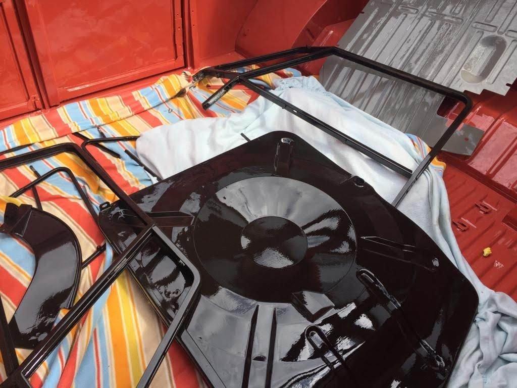 1954 Volkswagen Barndoor Samba, T1 Samba, VW Barndoor For Sale (picture 3 of 5)
