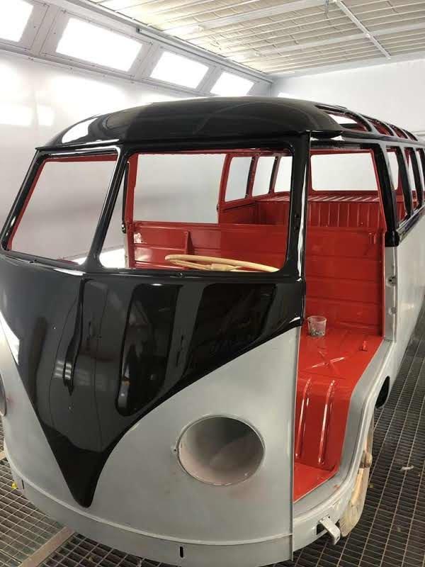 1954 Volkswagen Barndoor Samba, T1 Samba, VW Barndoor For Sale (picture 4 of 5)