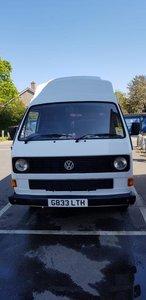 1990 Volkswagen Campervan £5000