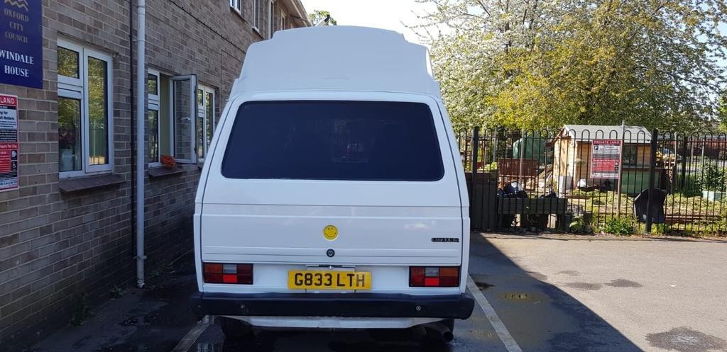 1990 Volkswagen Campervan £5000 For Sale (picture 3 of 6)