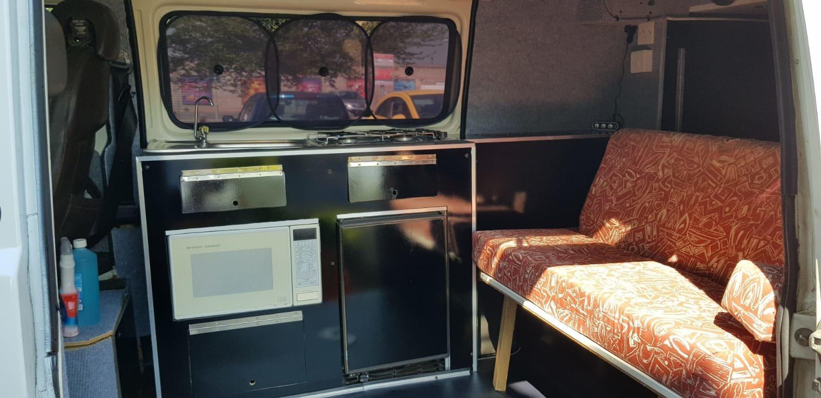 1990 Volkswagen Campervan £5000 For Sale (picture 4 of 6)