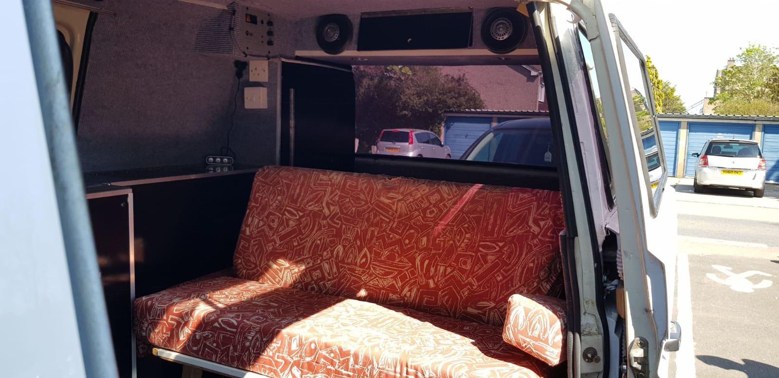 1990 Volkswagen Campervan £5000 For Sale (picture 5 of 6)