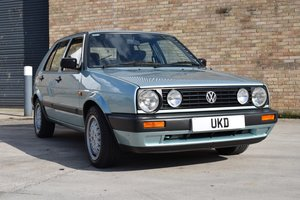 Picture of VW GOLF MK2 GL 1.8 4+E CALYPSO GREEN 1991 SOLD
