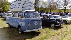 1972 VW T2 Bay Doormobile 1600 Campervan For Sale