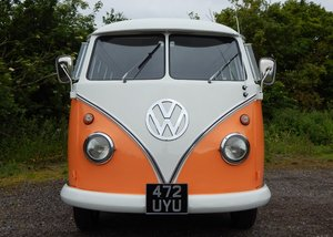 1958 Volkswagen T2 Kombi (Splitscreen) For Sale by Auction