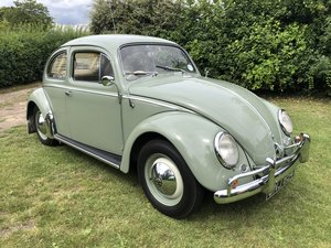 1958 VW Beetle  RHD  For Sale