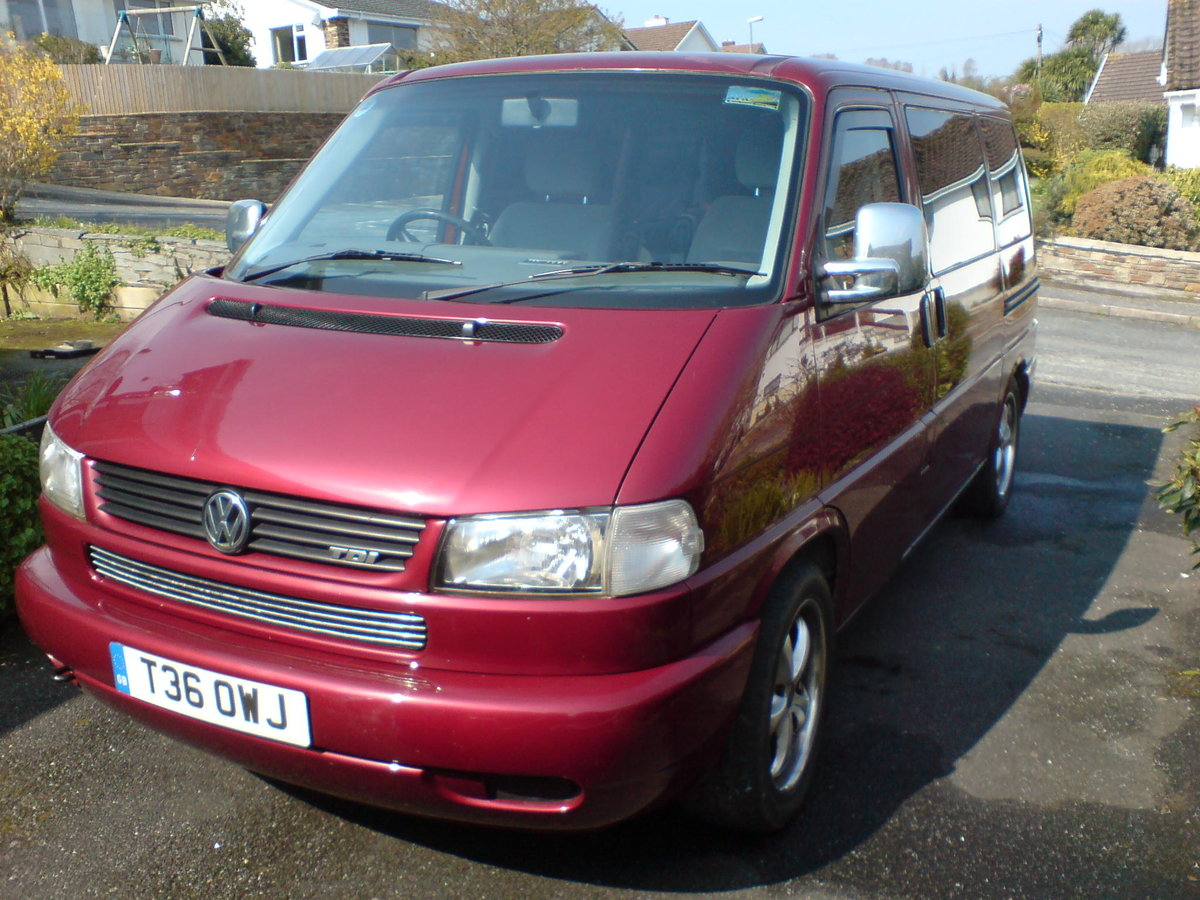 1999 VW T4 Caravelle For Sale (picture 1 of 6)
