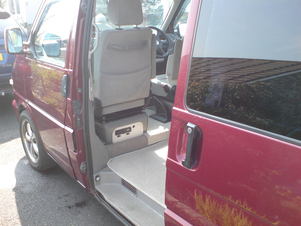 1999 VW T4 Caravelle For Sale (picture 2 of 6)